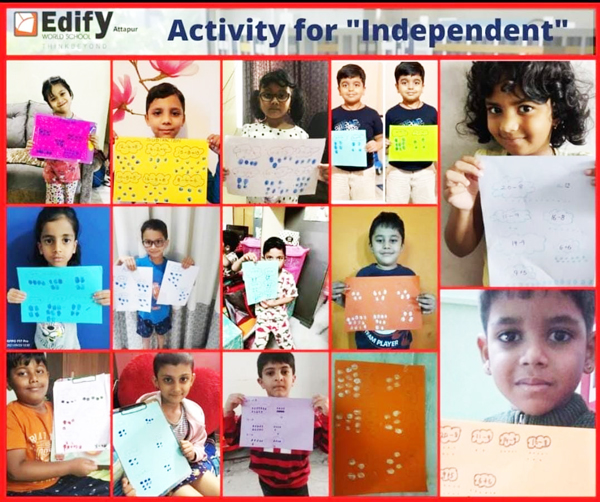 Activity for independent (3)